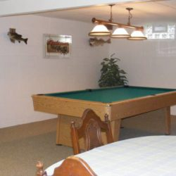 Oak Pool Table (SOLD)