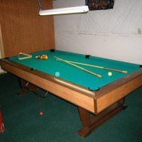 Brunswick VIP 8 foot Pool Table