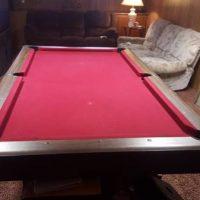 American Billiards Pool Table 3/4 Inch Slate