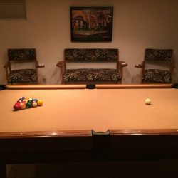 Pool Table & Accessories