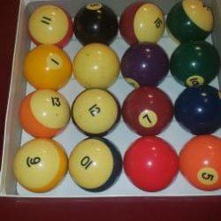 Pool Table Billiard Table