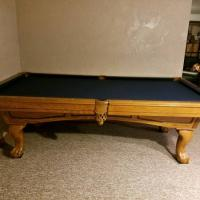 "8' Legacy ""Romeo"" Pool Table"