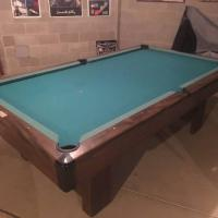 Brunswick Bristol Pool Table