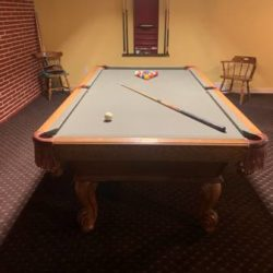 7ft Olhausen Pool Table