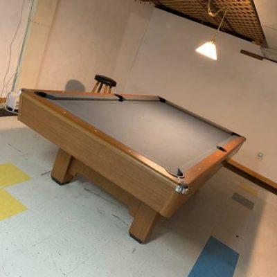 Large Pool Table