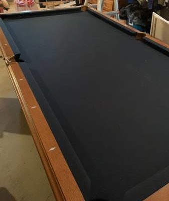 8.5Ft American Heritage Pool Table