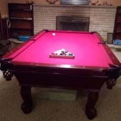 Connolly Pool Table