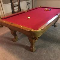 World of Leisure 8 Foot Pool Table