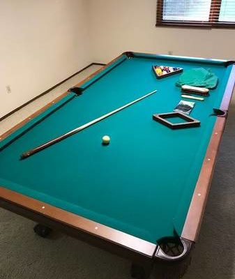 9' Pool Table