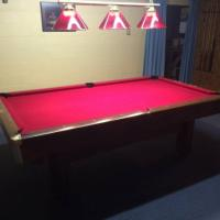 Pool Table Brunswick 8'