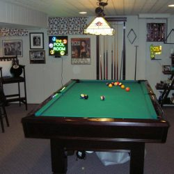 Brunswick 8 ft Pool Table - Hawthorn