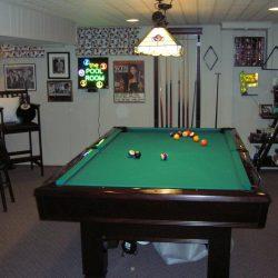 Brunswick 8 ft Pool Table - Hawthorn