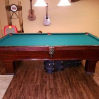 Great Opportunity to Buy!!!!Brunswick Monarch Pool Table.