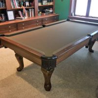 8 ft Pool Table-Great Opportunity To Buy