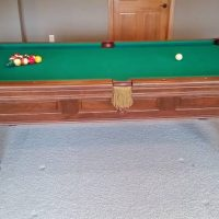Special Deal On This Great Pool Table For Sale.