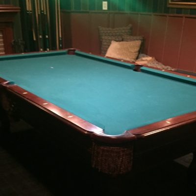 AMF Playmaster 7' Pool Table with all Accessories
